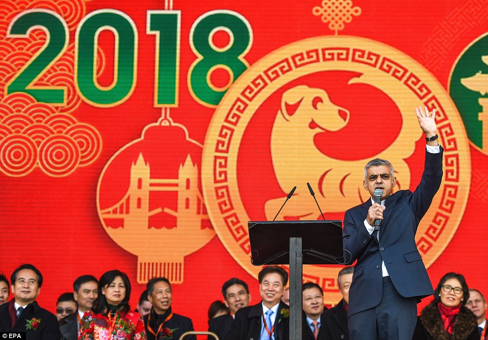 Mayor of London Sadiq Khan spoke to crowds on Sunday after the annual extravaganza kicked off on Friday. He tweeted to his followers later in the day to pay tribute to